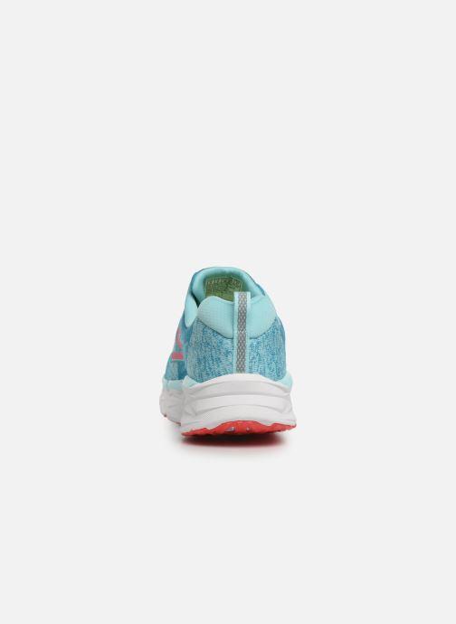 Zapatillas de deporte Skechers Go Run Max Road 3 Azul vista lateral derecha