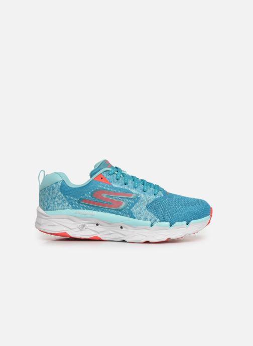 Sportschoenen Skechers Go Run Max Road 3 Blauw achterkant