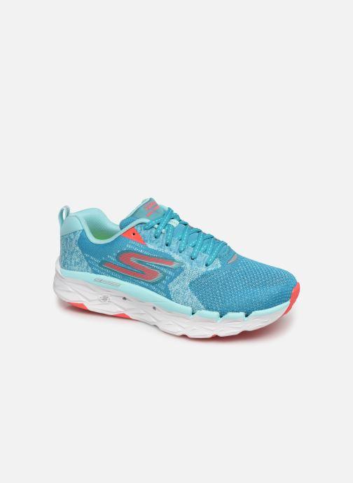 Zapatillas de deporte Skechers Go Run Max Road 3 Azul vista de detalle / par