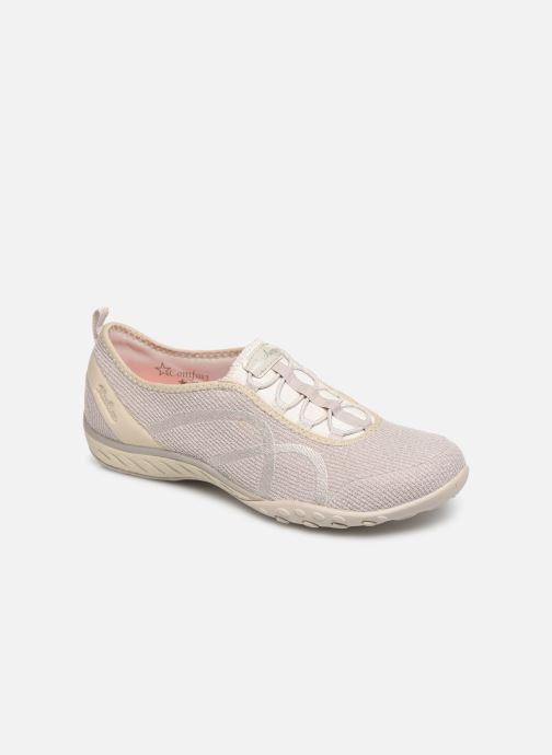 Sneakers Skechers Breathe-Easy Beige detail