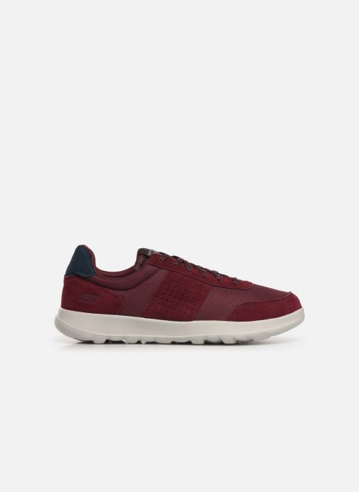 Baskets Skechers Adapt UltraMotive Bordeaux vue derrière