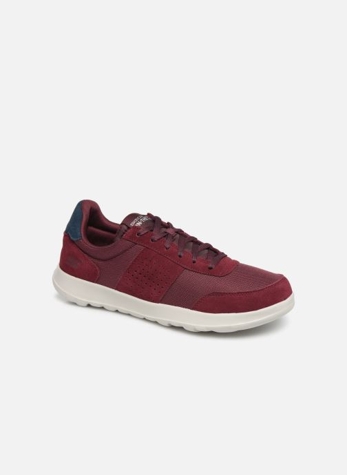 Baskets Skechers Adapt UltraMotive Bordeaux vue détail/paire