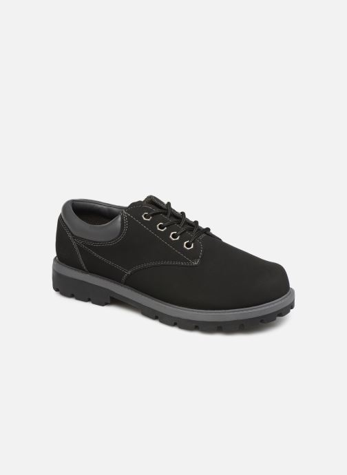 Snøresko Skechers Toric/Bereno Sort detaljeret billede af skoene