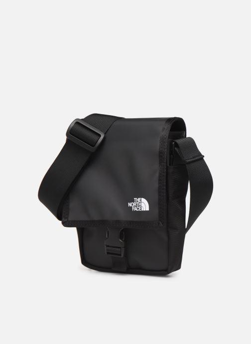 Kleine lederwaren The North Face Bardu Bag New Zwart model