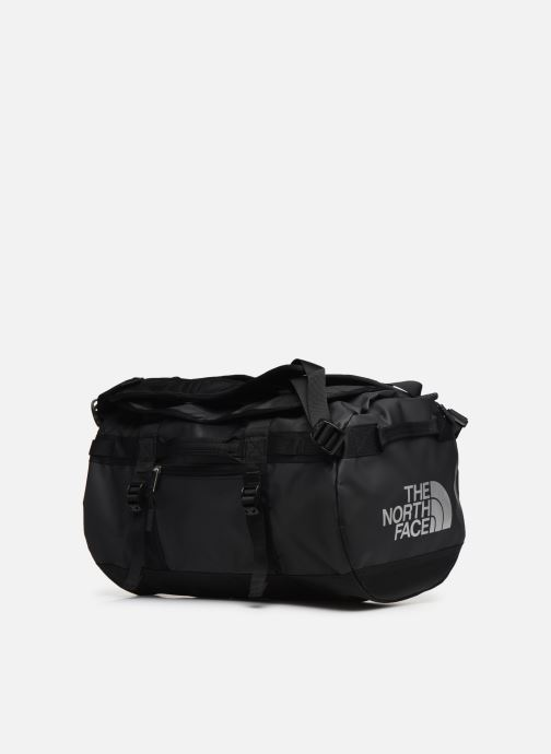 Sacs de sport The North Face BASE CAMP DUFFEL - XS Noir vue portées chaussures