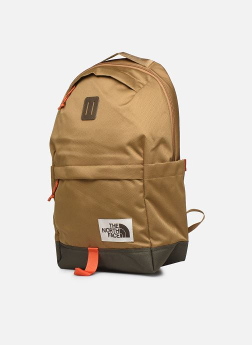 Rucksacks The North Face DAYPACK Green model view