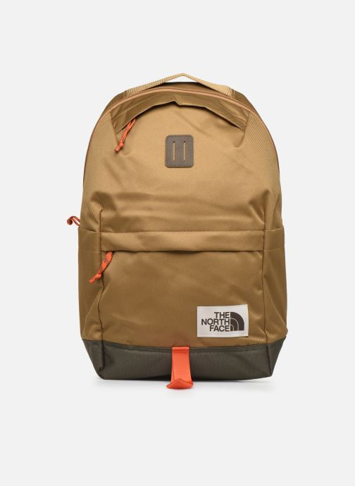 Rucksacks The North Face DAYPACK Green detailed view/ Pair view