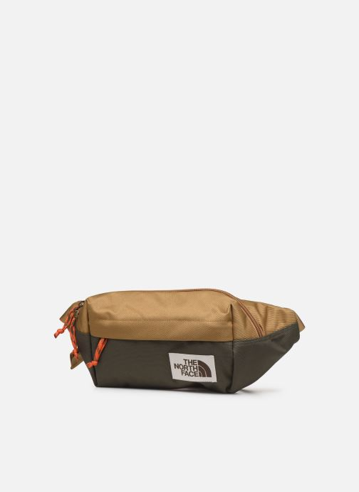Wallets & cases The North Face LUMBAR PACK Green model view