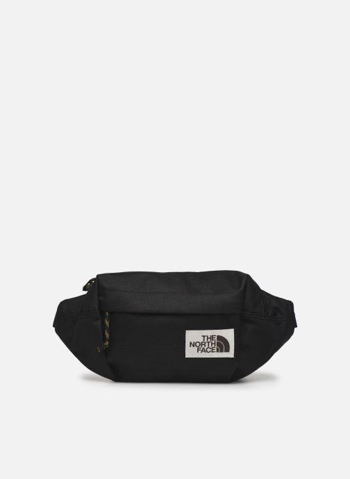 Herrentaschen The North Face LUMBAR PACK schwarz detaillierte ansicht/modell