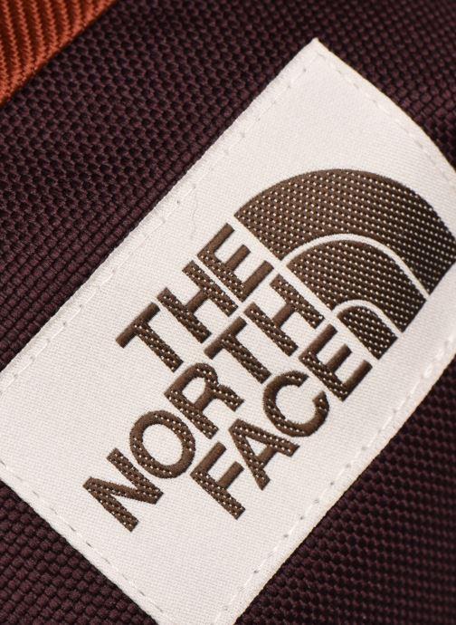 Herrentaschen The North Face LUMBAR PACK braun ansicht von links