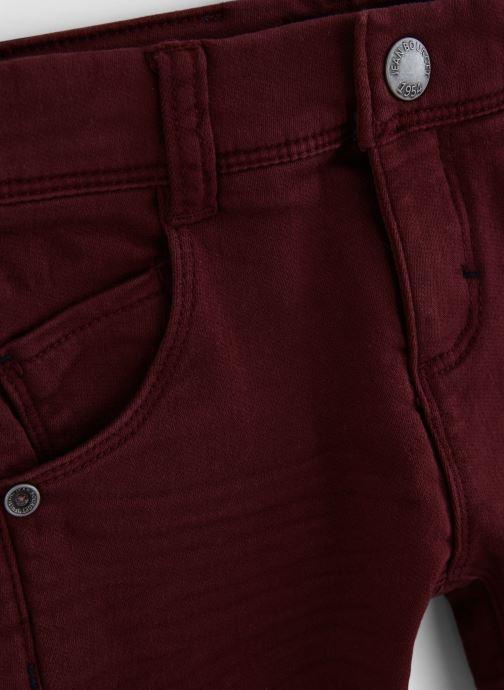Jean Bourget Pantalon droit - Pantalon Maille Bordeaux façon je (Bordeaux) - Vêtements chez Sarenza (381901) S9qTF - Cliquez sur l'image pour la fermer