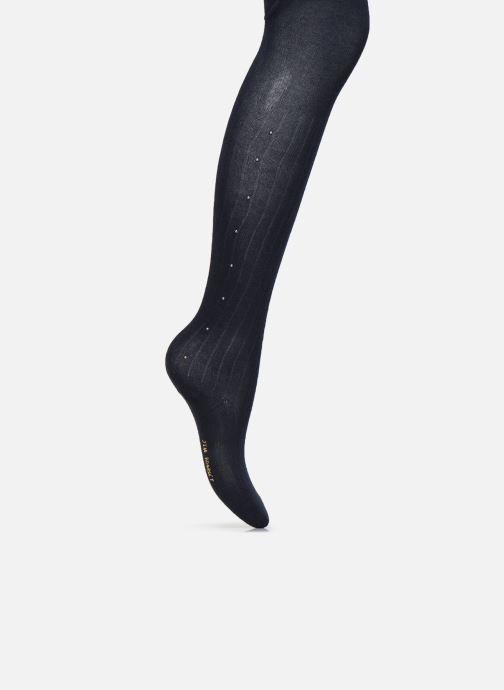 Chaussettes et collants Jean Bourget Collants JP94002 Bleu vue détail/paire