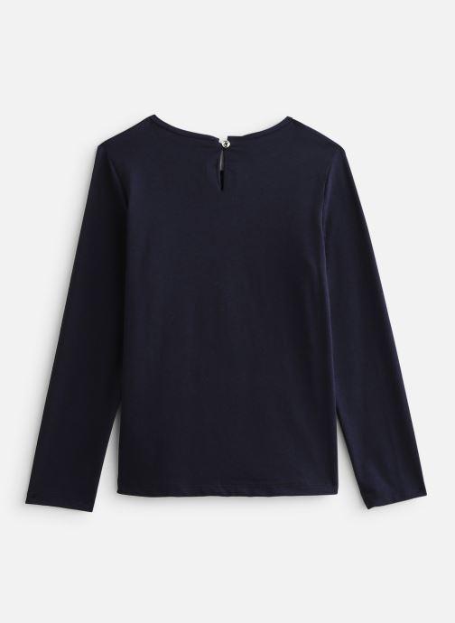 Vêtements Jean Bourget T-Shirt JP10032 Bleu vue bas / vue portée sac