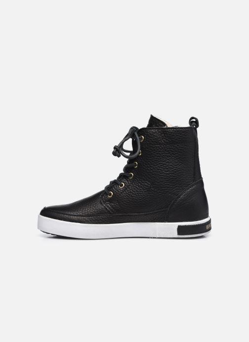 Sneakers Blackstone CW96 Zwart voorkant