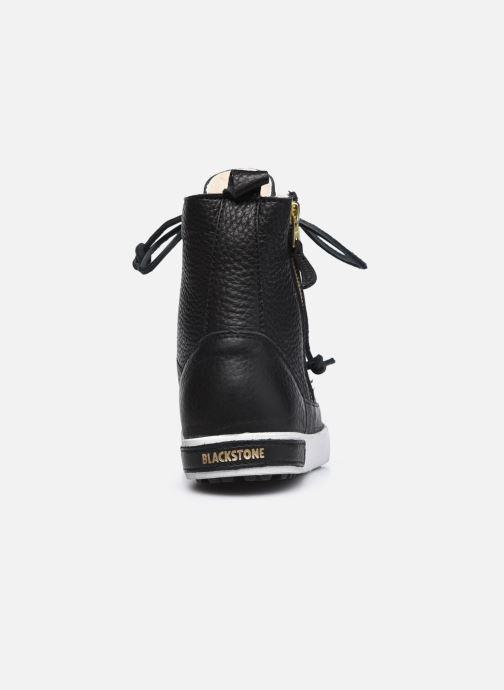 Baskets Blackstone CW96 Noir vue droite
