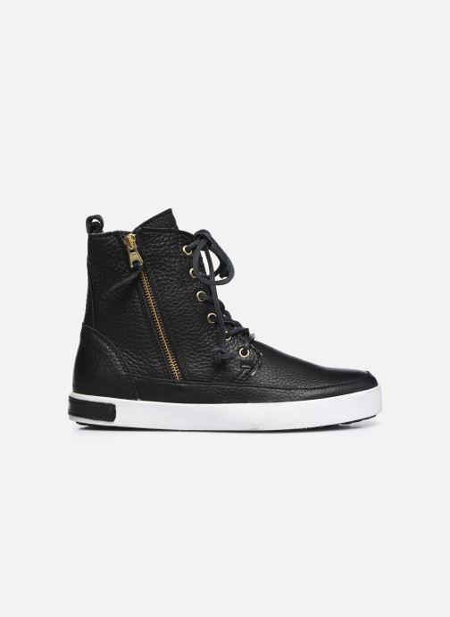 Sneakers Blackstone CW96 Zwart achterkant