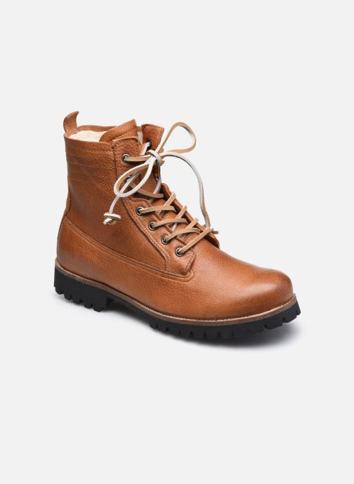 Bottines et boots Blackstone IL62 Marron vue détail/paire