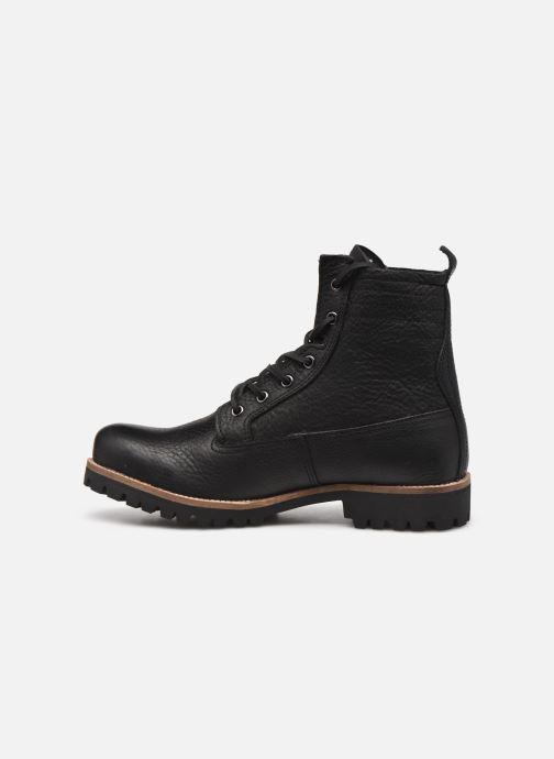 Bottines et boots Blackstone IL62 Noir vue face