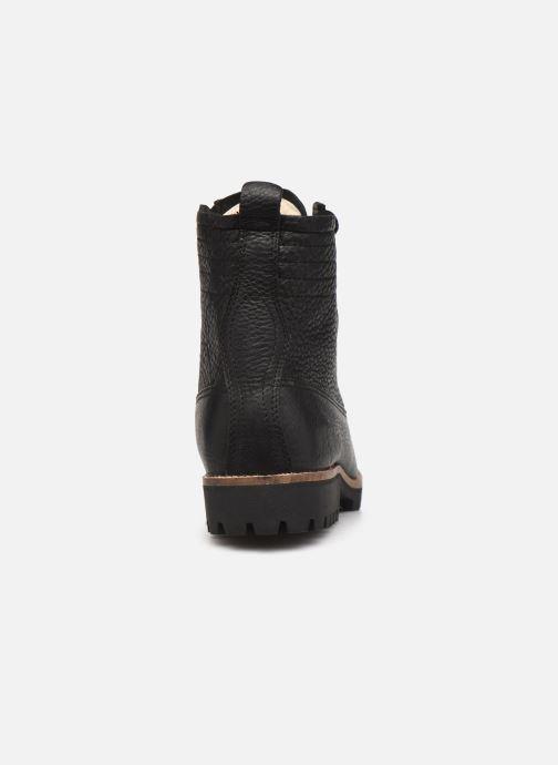Bottines et boots Blackstone IL62 Noir vue droite