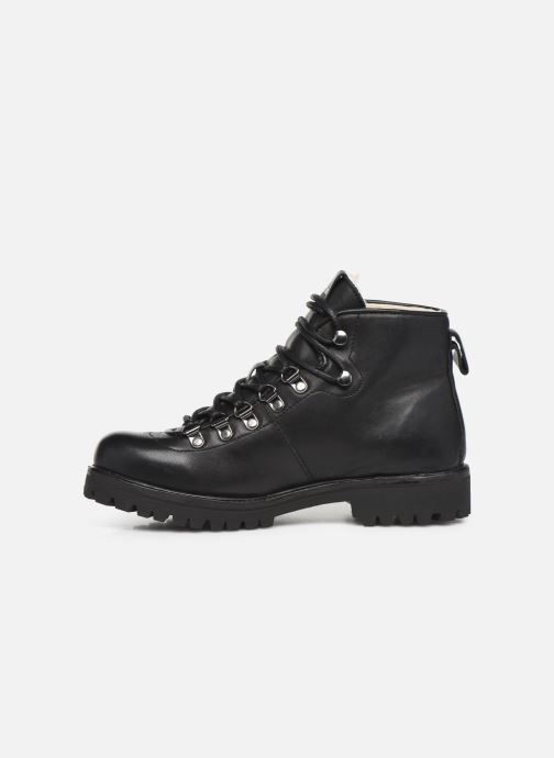 Bottines et boots Blackstone SL81 Noir vue face