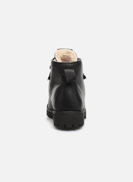 Bottines et boots Blackstone SL81 Noir vue droite