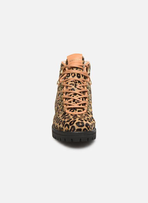 Bottines et boots Blackstone SL80 Jaune vue portées chaussures