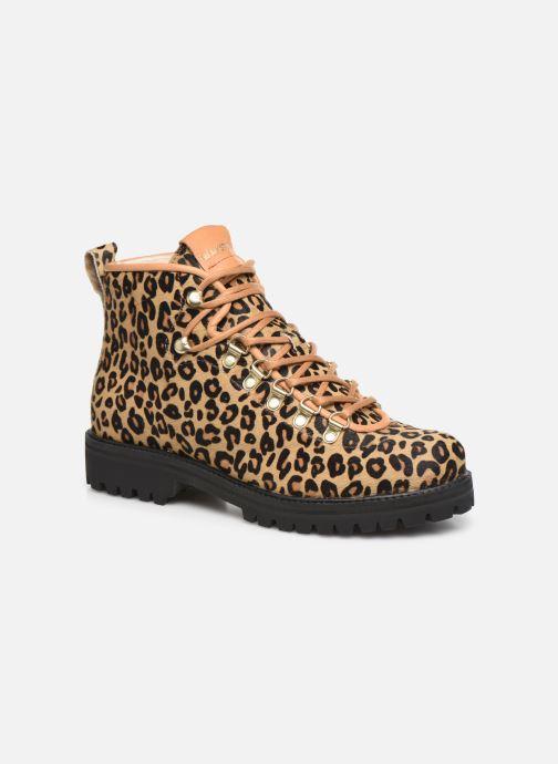 Bottines et boots Blackstone SL80 Jaune vue détail/paire