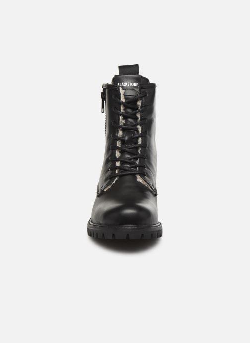 Stiefeletten & Boots Blackstone SL85 schwarz schuhe getragen