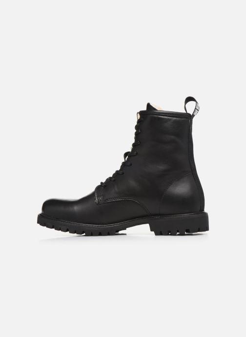 Stiefeletten & Boots Blackstone SL85 schwarz ansicht von vorne
