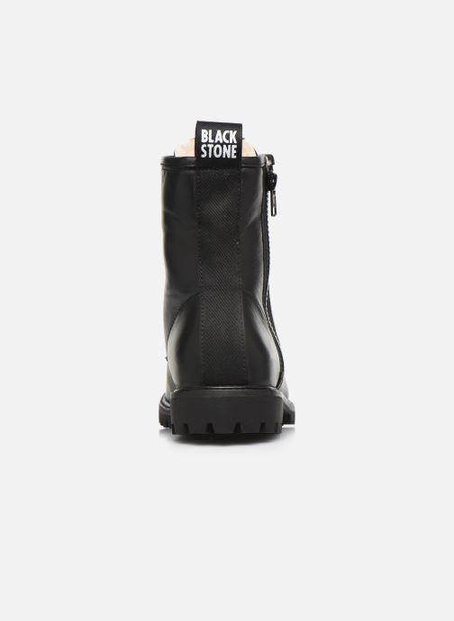 Stiefeletten & Boots Blackstone SL85 schwarz ansicht von rechts