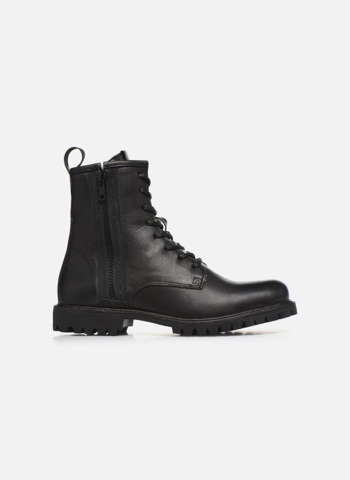 Stiefeletten & Boots Blackstone SL85 schwarz ansicht von hinten