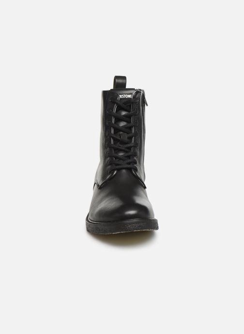Bottines et boots Blackstone QL56 Noir vue portées chaussures