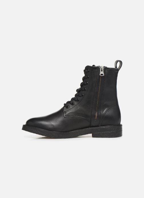Bottines et boots Blackstone QL56 Noir vue face