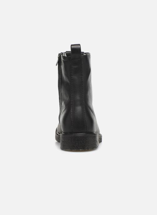Bottines et boots Blackstone QL56 Noir vue droite