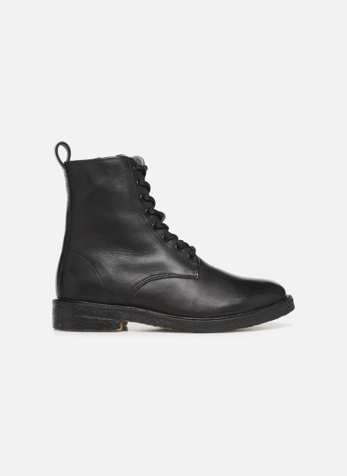 Bottines et boots Blackstone QL56 Noir vue derrière