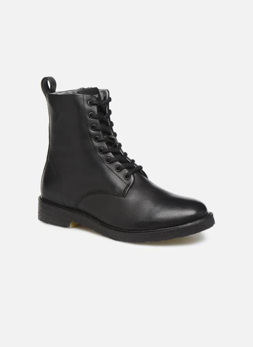 Bottines et boots Blackstone QL56 Noir vue détail/paire