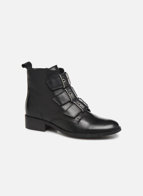 Bottines et boots Georgia Rose Clelia Noir vue détail/paire
