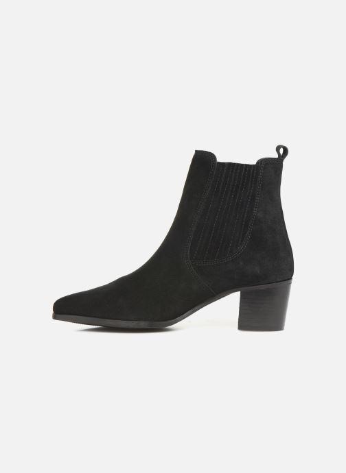 Boots en enkellaarsjes Georgia Rose Chuta Zwart voorkant