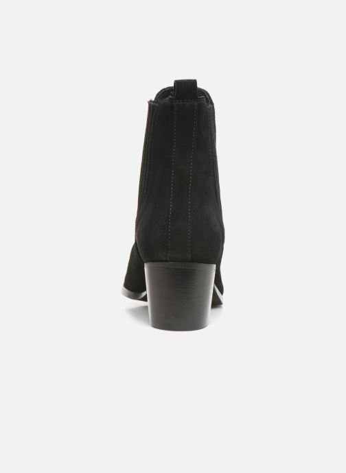 Boots en enkellaarsjes Georgia Rose Chuta Zwart rechts