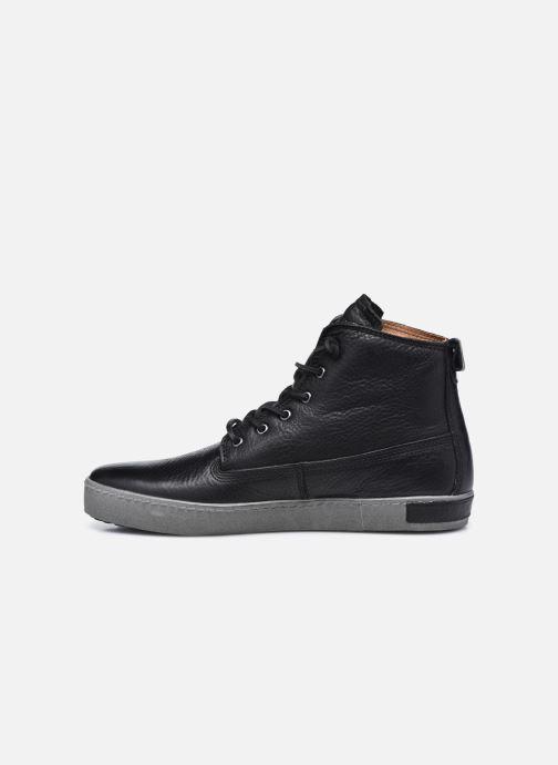 Sneaker Blackstone AM02 schwarz ansicht von vorne