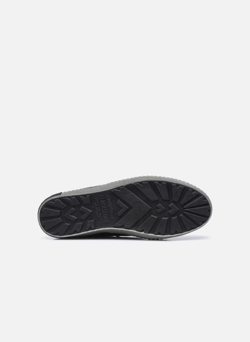 Sneaker Blackstone AM02 schwarz ansicht von oben