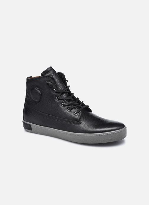 Sneaker Blackstone AM02 schwarz detaillierte ansicht/modell