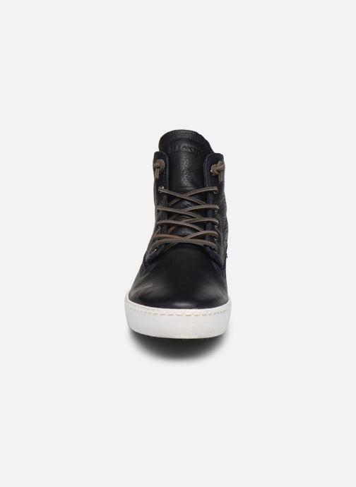 Sneaker Blackstone AM02 schwarz schuhe getragen