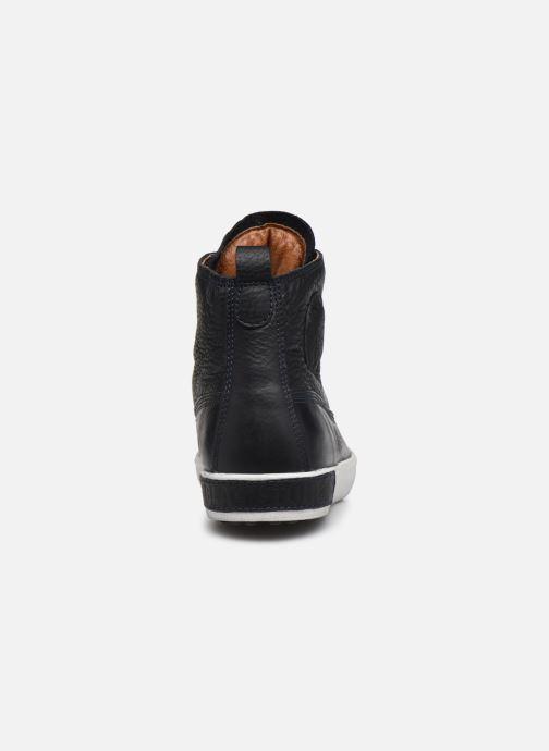 Sneaker Blackstone AM02 schwarz ansicht von rechts