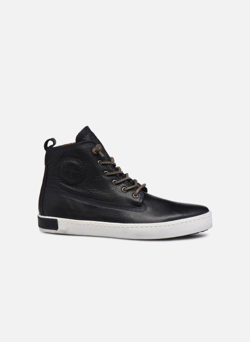 Sneaker Blackstone AM02 schwarz ansicht von hinten