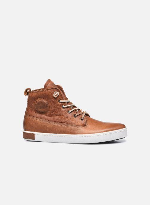 Sneaker Blackstone AM02 braun ansicht von hinten