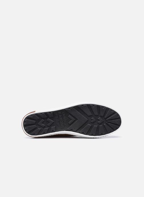 Sneaker Blackstone AM02 braun ansicht von oben