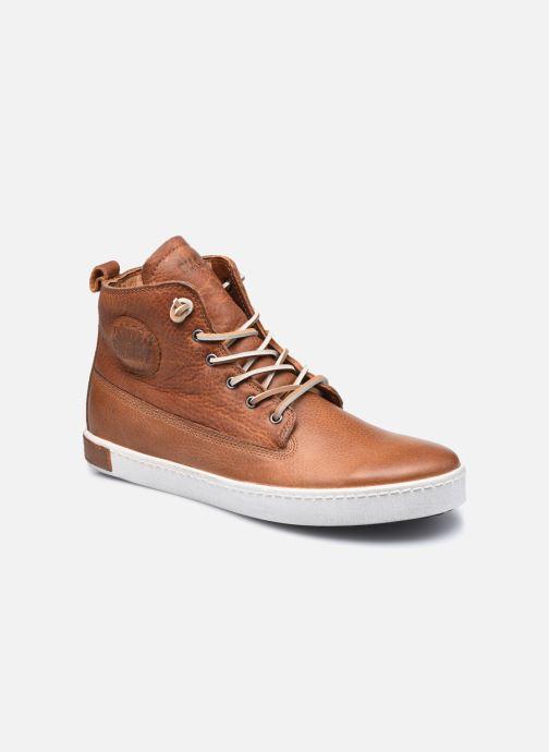 Sneaker Blackstone AM02 braun detaillierte ansicht/modell