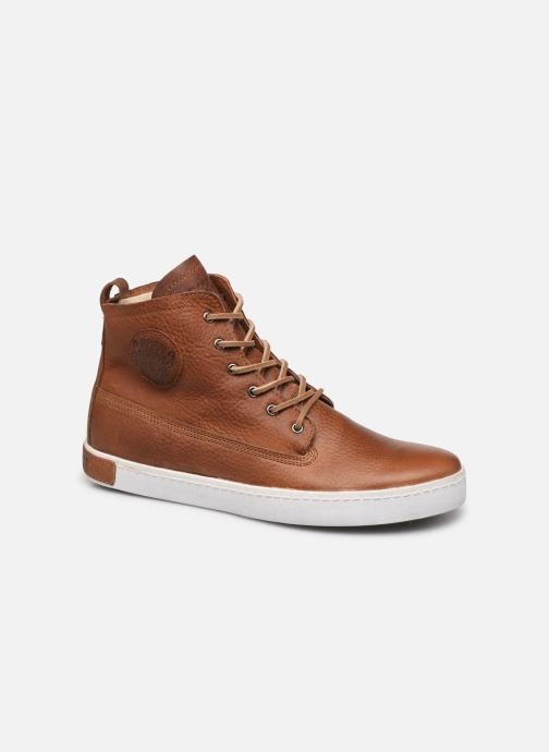 Trainers Blackstone GM06 Brown detailed view/ Pair view