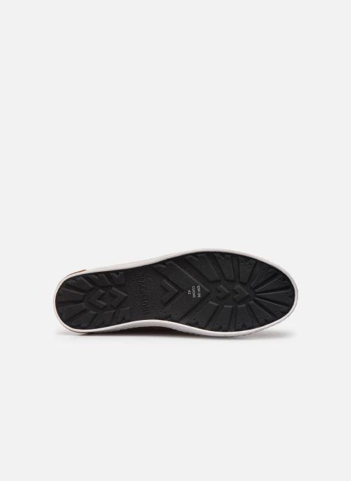 Sneaker Blackstone GM06 braun ansicht von oben